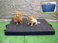 Canvas Covered Dog Beds