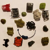 Collection Lot of 1985 G.I. JOE COBRA ARAH BACKPACKS/HELMETS ETC.. YOU PICK