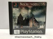 NECRONOMICON - SONY PS1 - VIDEOGIOCO USATO PERFETTAMENTE FUNZIONANTE PAL VERSION