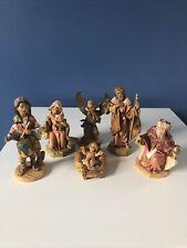 Fontanini Nativity Set, 6 Pieces, Italy Depose