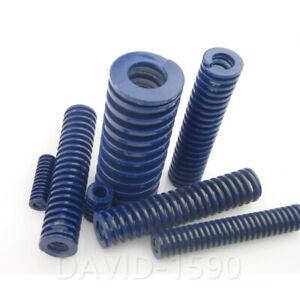 OD 18mm ID 9mm Light Load Blue Mould Die Spring Select Variations