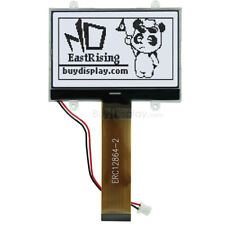 LCD Display,Serial SPI COG Module,3.3V,128x64 Graphic Black White w/Tutorial