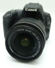 "Canon EOS 200D Camera Kit EF-S 18-55mm 1:3.5-5.6 III Lens ""FREE SHIPPING"""
