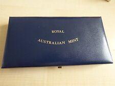 Australia Royal Australian Mint Canberra Proof Set 1966 in Box (myrefnbox2)