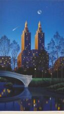"""JIM BUCKELS THE """"SAN REMO""""  Hand signed Serigraph US Artist"""