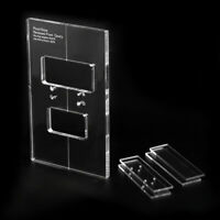 Musiclily Pro CNC Guitar Tremolo Bridge Routing Template For Floyd Rose Recessed