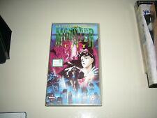 VHS MONSTER CITY RARO ANIME INEDITO DVD MANGA VIDEO DYNAMIC YAMATO OAV OVA