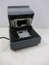 NewBold Addressograph 2000 Medical Electric Card Imprinter Embosser Machine