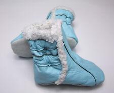 Baby Winter Stiefel Echtleder warme Schuhe Leder Boot Krabbelschuhe Gr 21 22 NEU
