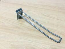 "21 x 8"" SLAT WALL SLATWALL PRONGS ARMS HOOKS RETAIL DISPLAY SHOP FITTINGS"