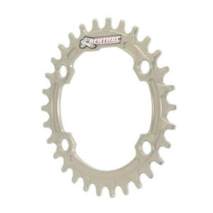 Renthal 1XR Retaining chainring Shimano 96BCD x 30t - ano