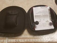 Panasonic BTGS10 Wireless Bluetooth Bone Conduction Headphones RED