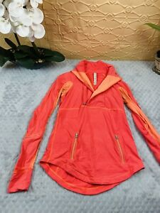 womans lululemon sweater size 6