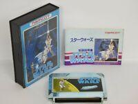 STAR WARS Ref/1261 Famicom NINTENDO fc