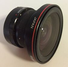 Vivitar Fisheye/Macro Video Lens