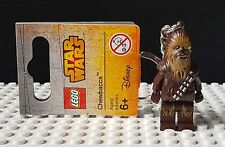 Chewbacca Official Lego Keyring - Brand New Star Wars (853451)