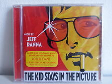 CD Album BO Film OST The kid stays in the picture JEFF DANNA CAT STEVENS 3017209