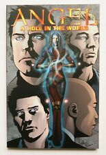 Angel A Hole In The World Tipton Casagrande NEW IDW Graphic Novel Comic Book