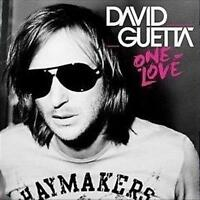 DAVID GUETTA One Love CD NEW