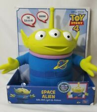 Disney Pixar Toy Story 4 Talking Space Alien NIB The Claaaw! Light Up Antenna