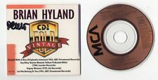 Brian Hyland CD-SINGLE 3-Inch VINTAGE GOLD series SEALED WITH A KISS 1988 USA