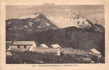 France Vallorcine (Hte-Savoie) Chalets de Loriaz Mountain, Glacier du Tour