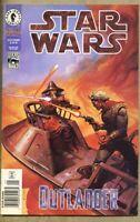 Star Wars #8-1999 fn 6.0 Dark Horse Newsstand Variant