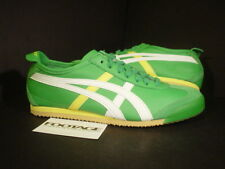 Asics Ontsuka Tiger MEXICO 66 HK60F Green Yellow DS 8