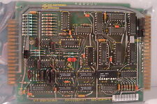 GIDDINGS AND LEWIS 501-03207-01 BOARD 502-02819-01