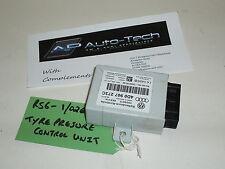 Tyre Pressure Control Unit 4D0 907 273C Genuine Audi RS6 C5 4.2 Bi-Turbo