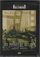 LES VOYAGES DE GULLIVER (1939) - Dave FLEISHER / JOSE FERRER - DVD NEUF