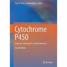Cytochrome P450: Structure, Mechanism, and Biochemistry, , Very Good condition,