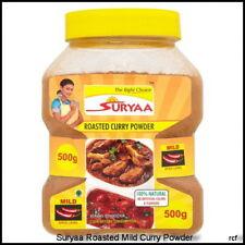 Curry Powder - Suryya Roasted / Mild 500g - (Free UK Post )