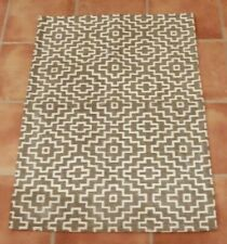 "Threshold 95% Cotton 5% Other Grey 2"" x 3"" Accent Rug Rn17730 (New)"