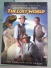 The Lost World The Complete First Edition DVD