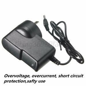🔥 Flashlight Headlamp Charger AC100-240V to DC3.5mm 5V 4.2V 1000mA  AU Plug