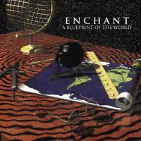 ENCHANT - A BLUEPRINT OF THE WORLD (2VINYL+CD)  VINYL LP + CD NEW+