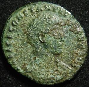 Constantius Gallus AE2 maiorina FEL TEMP REPARATIO, Cyzicus 351-352AD - RIC 97