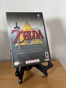 The Legend of Zelda Collector's Edition Gamecube Complete READ DESCRIPTION