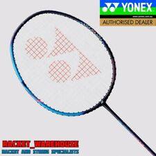 YONEX ASTROX SMASH BADMINTON RACKET F5 STRUNG + FREE GRIP NAVY/VIVID BLUE COLOUR