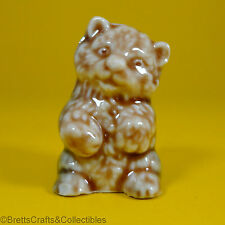 Wade Whimsies (1967/84) Series 2 (Early 1st Issues) Recessed Base Bear Cub A/F