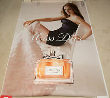 Natalie Portman Miss Dior 4 x 6 feet Bus Shelter Poster