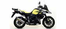 Terminale Maxi Race-Tech Dark con fondello Arrow Suzuki V-STROM 1000 2017>