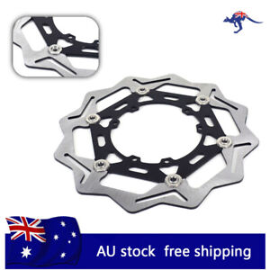 270mm Front Floating Brake Disc Rotor For Honda CR250R 1995-2008 CRF250X 2004-12
