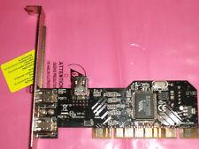 Firewire Karte PCI 2 +1 Port , FG-FA6307-2E1l-F1-01-CE01