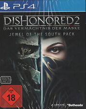 Dishonored 2 Das Vermächtnis der Maske - Jewel Of The South Pack, PS4, NEU & OVP