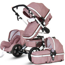 Baby Stroller 3 in 1 Newborn Alta Vista Folding Stroller Baby Travel System 2018