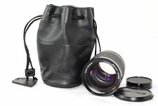 """Contax Carl Zeiss Planar  100mm f/2 MMG  """" RARE Made in Germany """" #1279"""