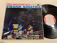 Frank Sinatra The Broadway Kick LP Columbia 6 Eye WLP Promo EX!!!!