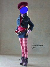 FITTING IN OUTFIT ONLY, ELLOWYNE, TONNER DOLL
